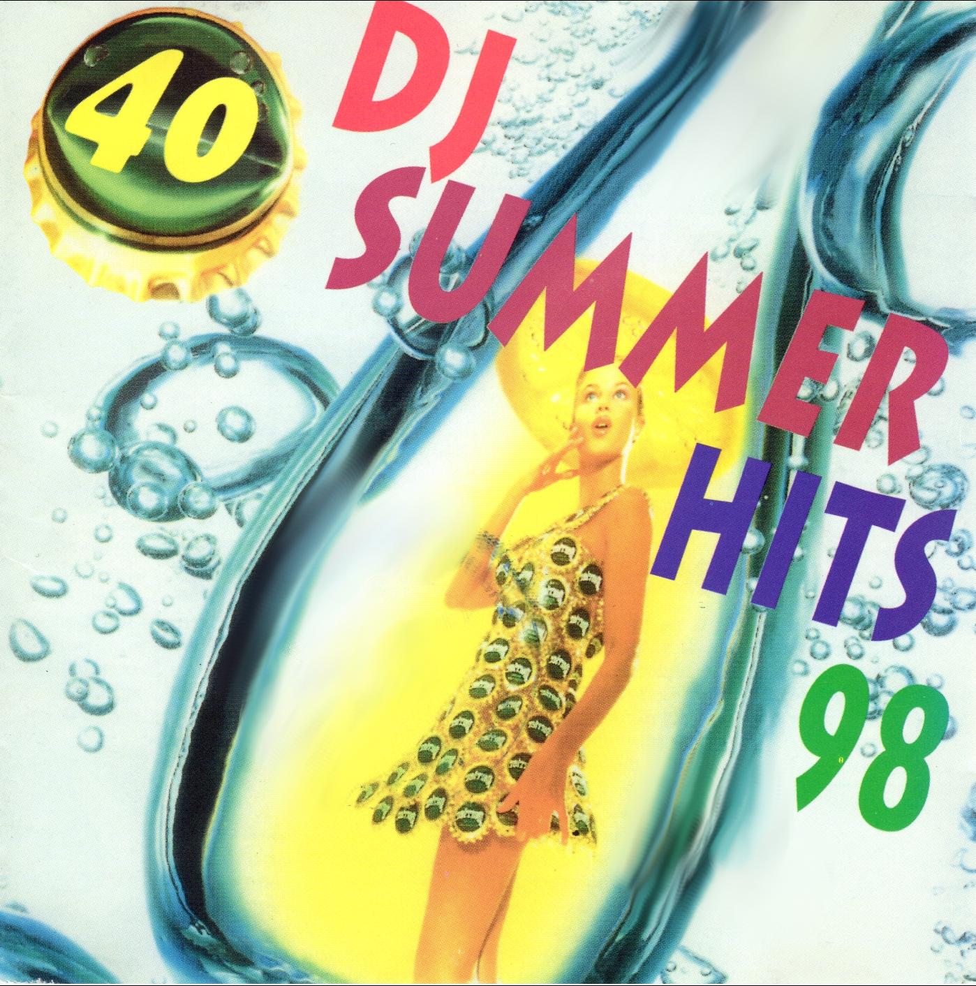 SKŁAD. – 40 Dj Summer Hits  98