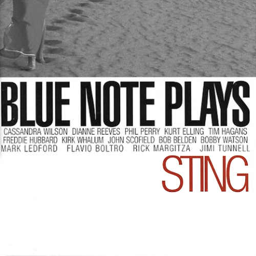 Sklad Blue Note Plays Sting