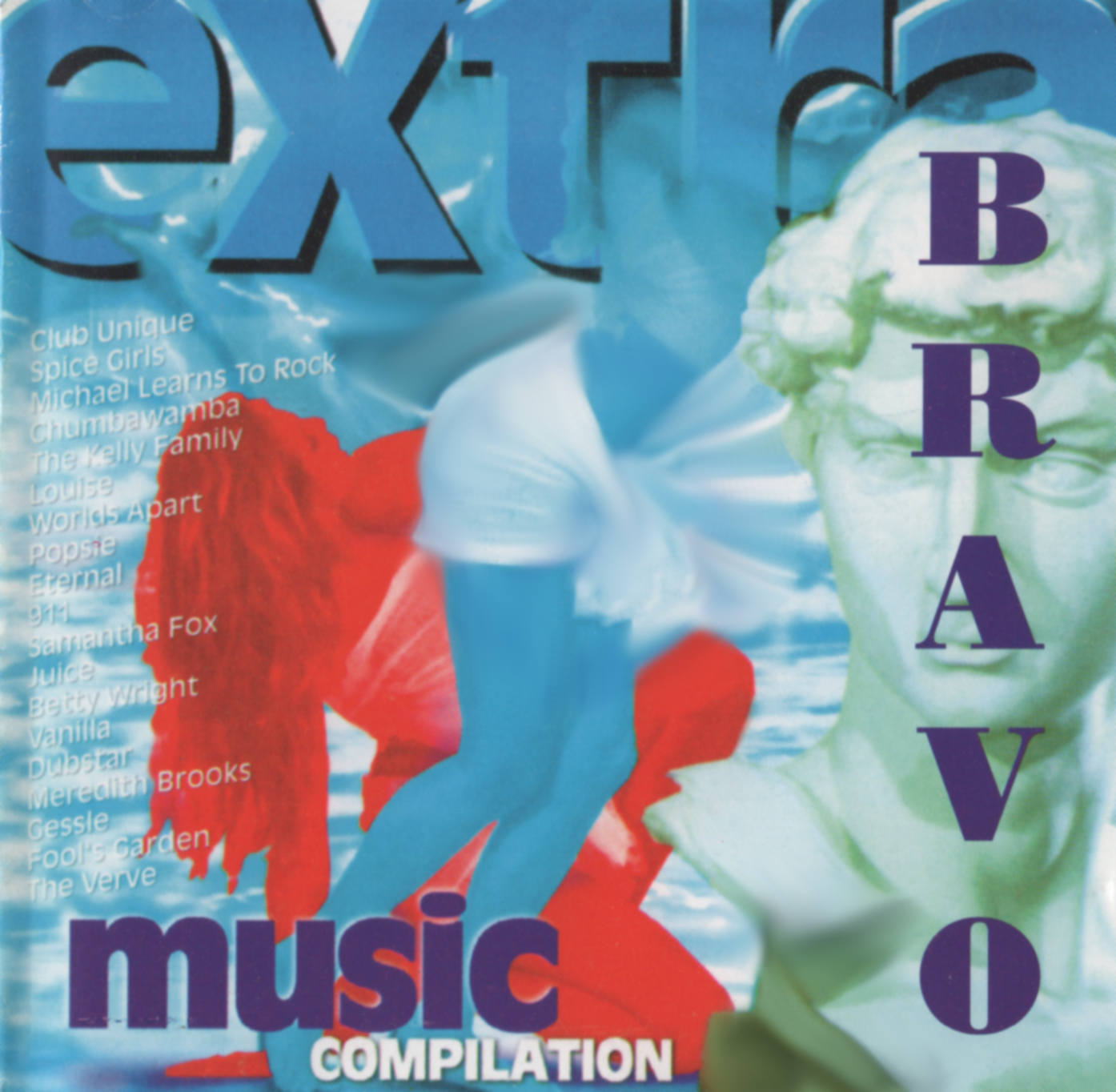 Sklad Bravo Extra Music Compilation Vol 3