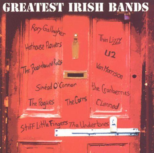 Sklad Greatest Irish Bands