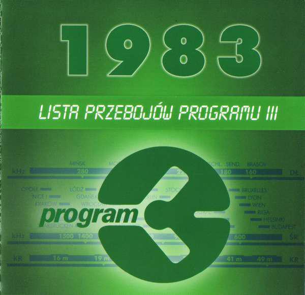SKŁAD. – Lista Przebojów Programu III – 1983