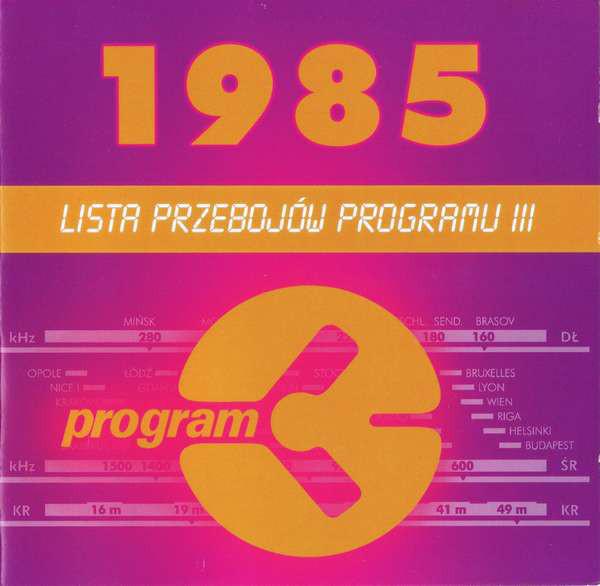 SKŁAD. – Lista Przebojów Programu III – 1985