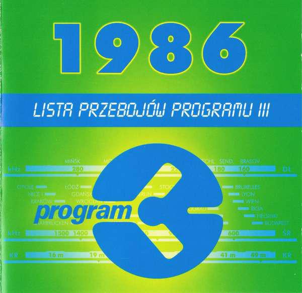 SKŁAD. – Lista Przebojów Programu III – 1986