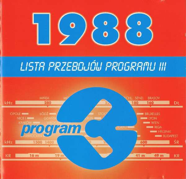 SKŁAD. – Lista Przebojów Programu III – 1988