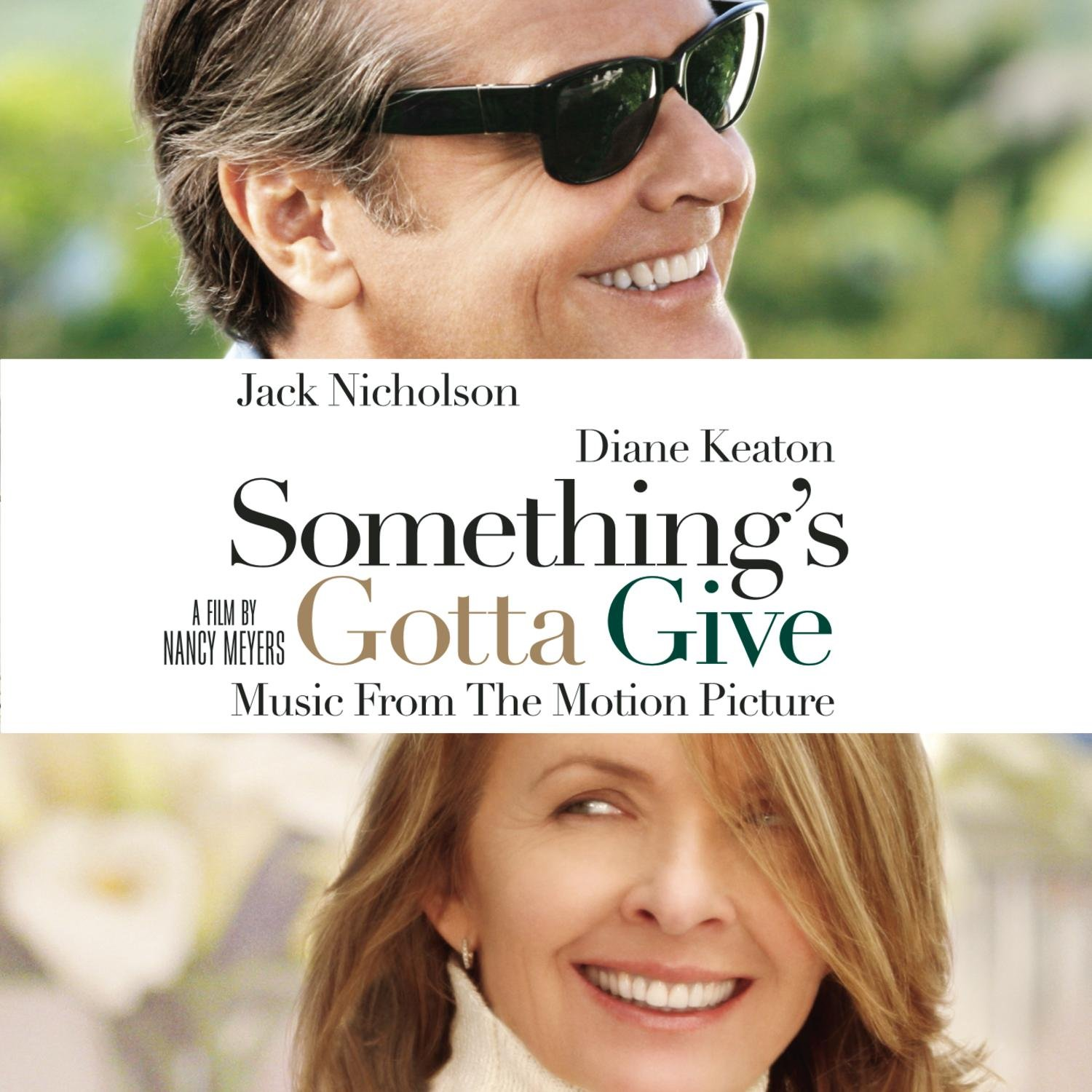 SOMETHING'S GOTTA GIVE Soundtrack