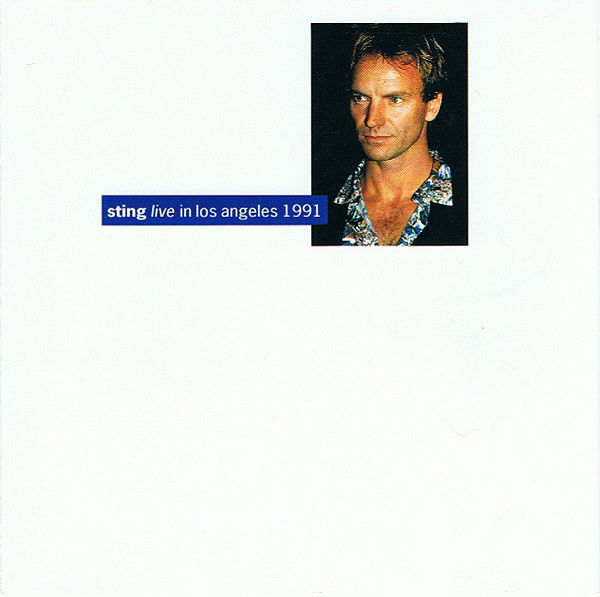 STING - Live In Los Angeles 1991