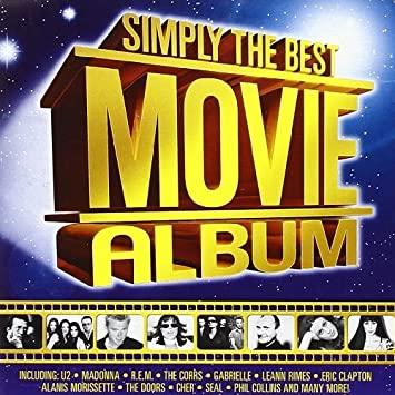 Simply The Best Movie Album
