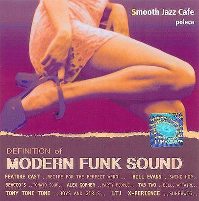 Skład – Definition Of Modern Funk Sound
