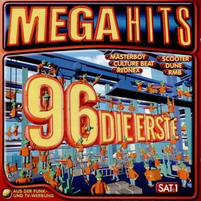 Skład – Megahits 96 Die Erste