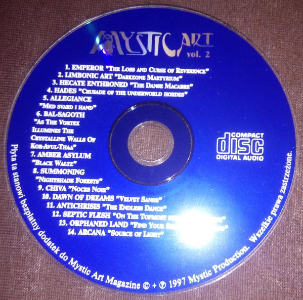 Skład – Mystic Art Vol.2