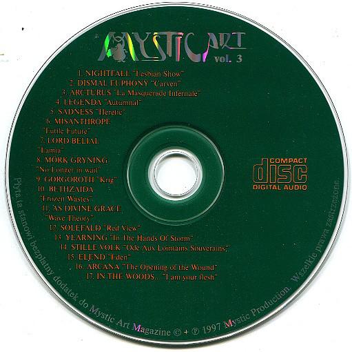 Skład – Mystic Art Vol.3