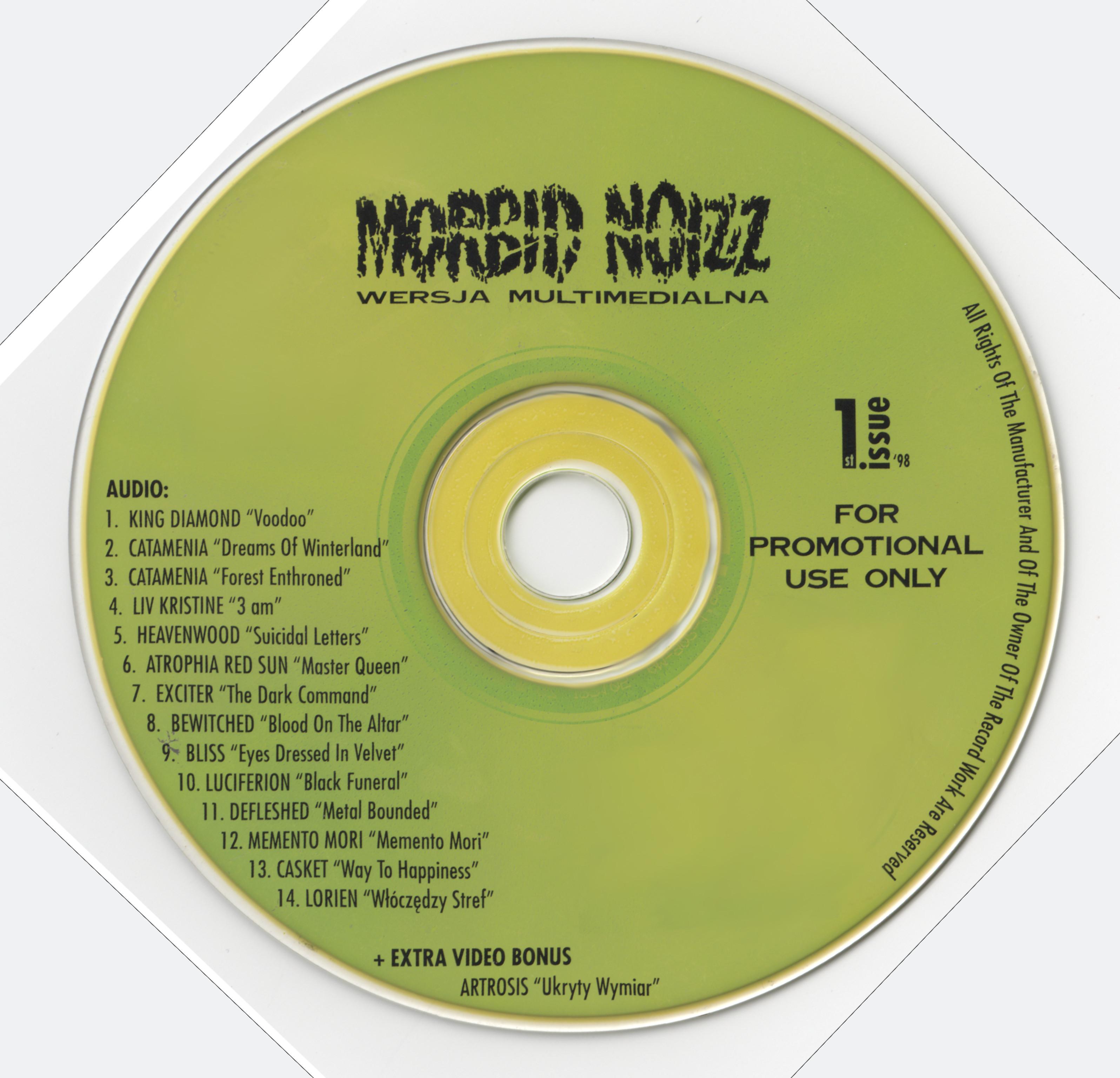Skład – Norbid Noizz 1 Issue'98