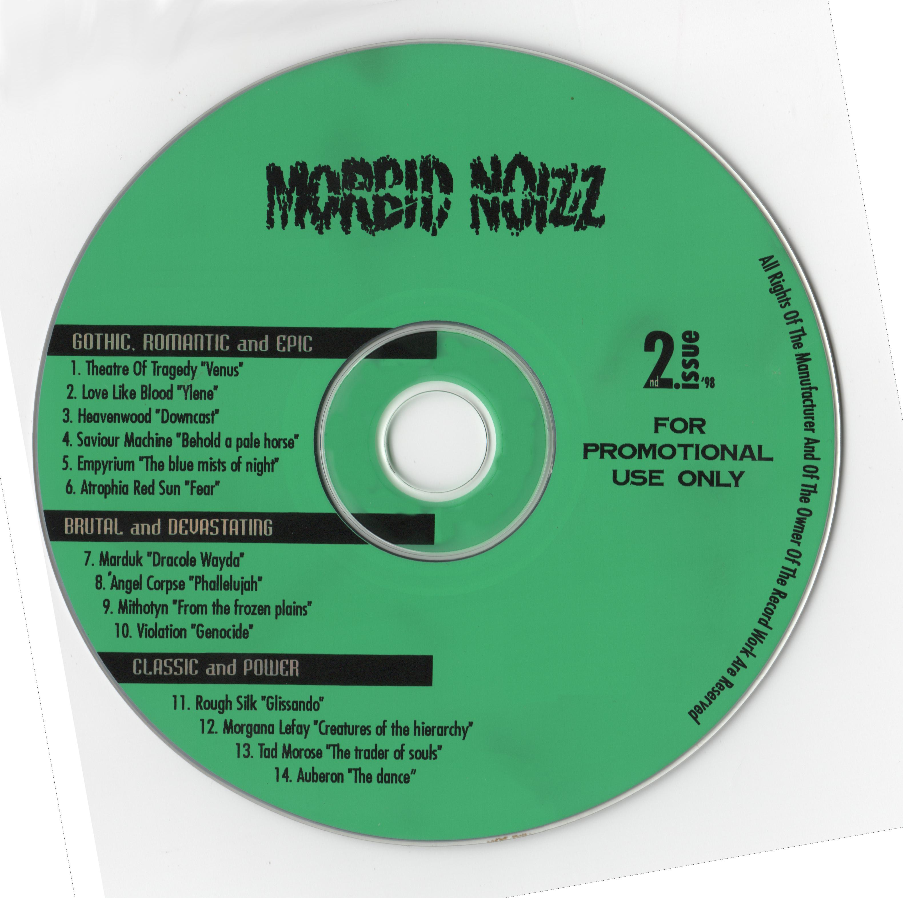 Skład – Norbid Noizz 2 Issue'98