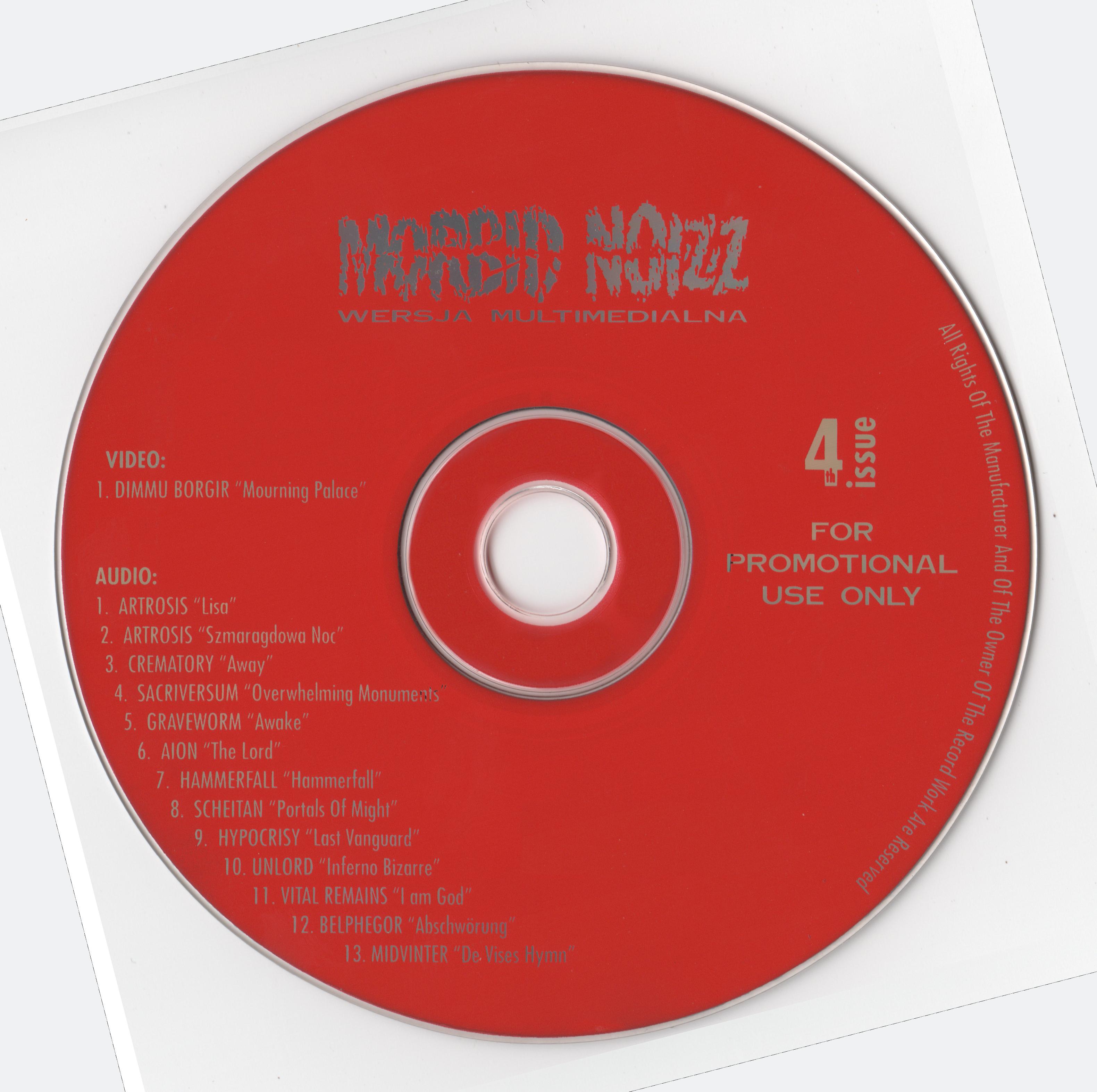 Skład – Norbid Noizz 4 Issue