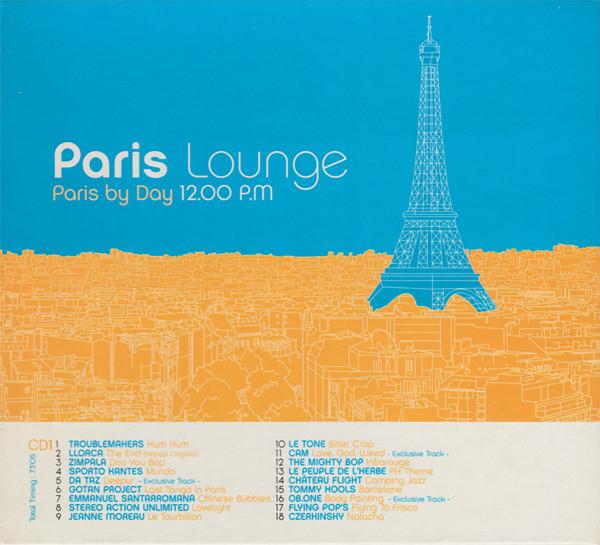 Skład  Paris Lounge