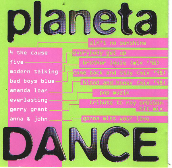 Skład  Planeta Dance