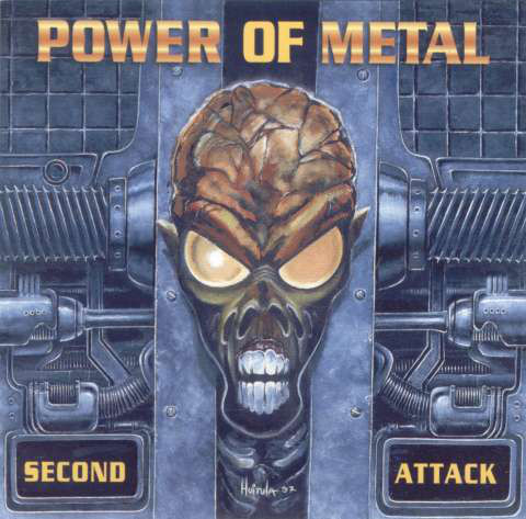 Skład – Power Of Metal