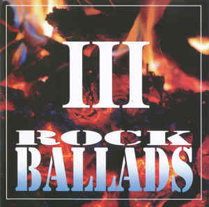 Skład  Rock Ballads III