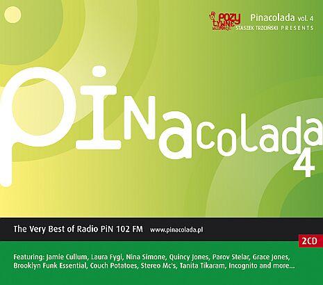 Skład  Pinacolada 4