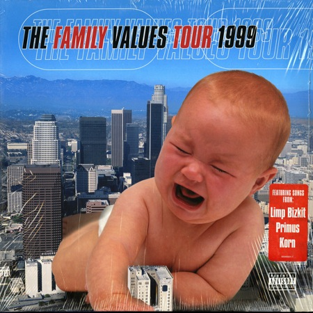 Sklad Family Values Tour 1999
