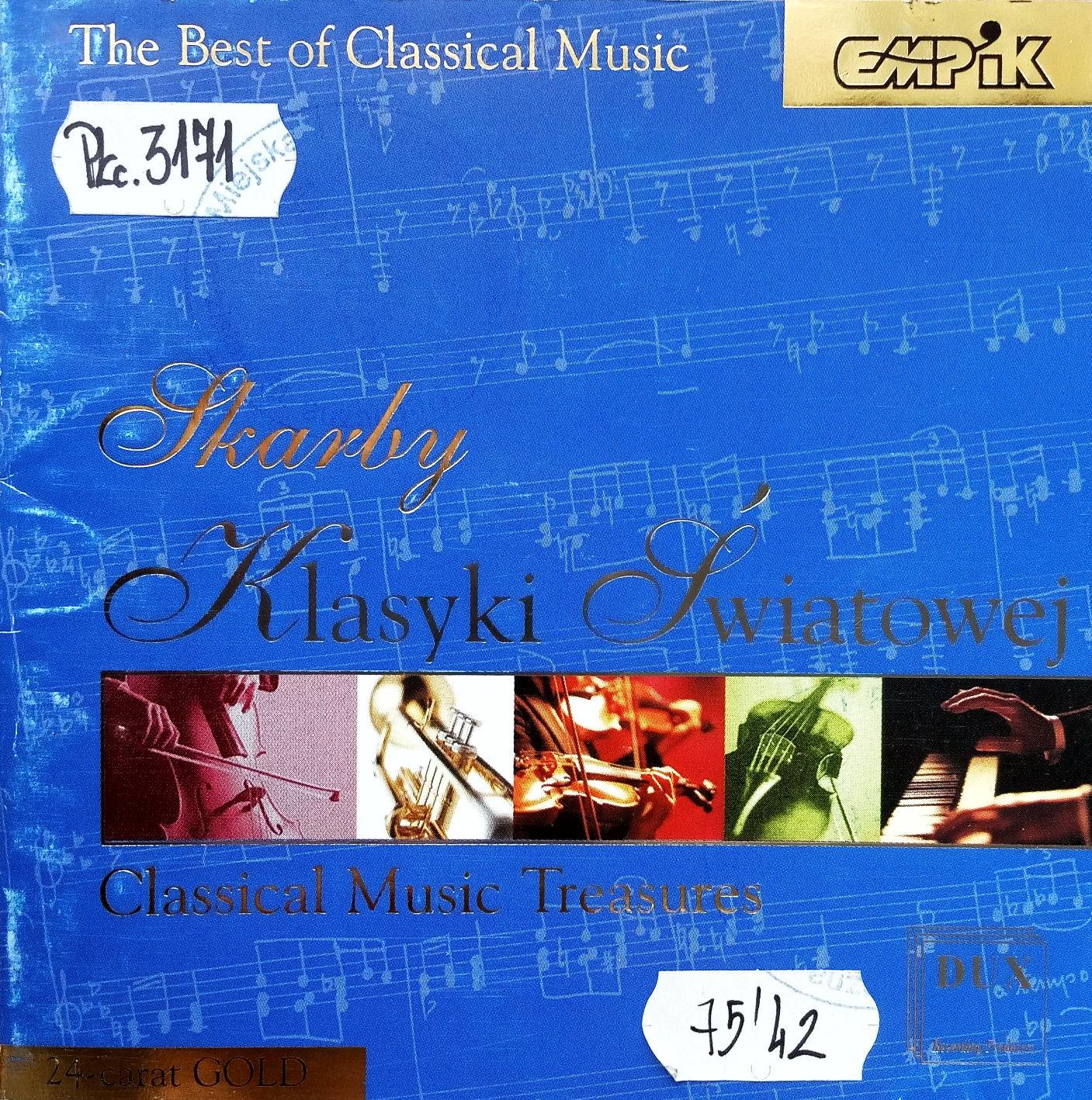 Skarby Klasyki Światowej – The Best Of Classical Music
