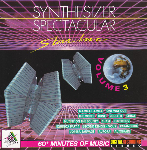 Star Inc.  Synthesizer Spectacular Vol.3