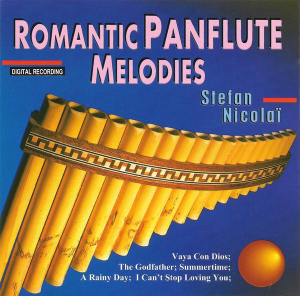 Stefan Nicolai – Romantic Panflute Melodies