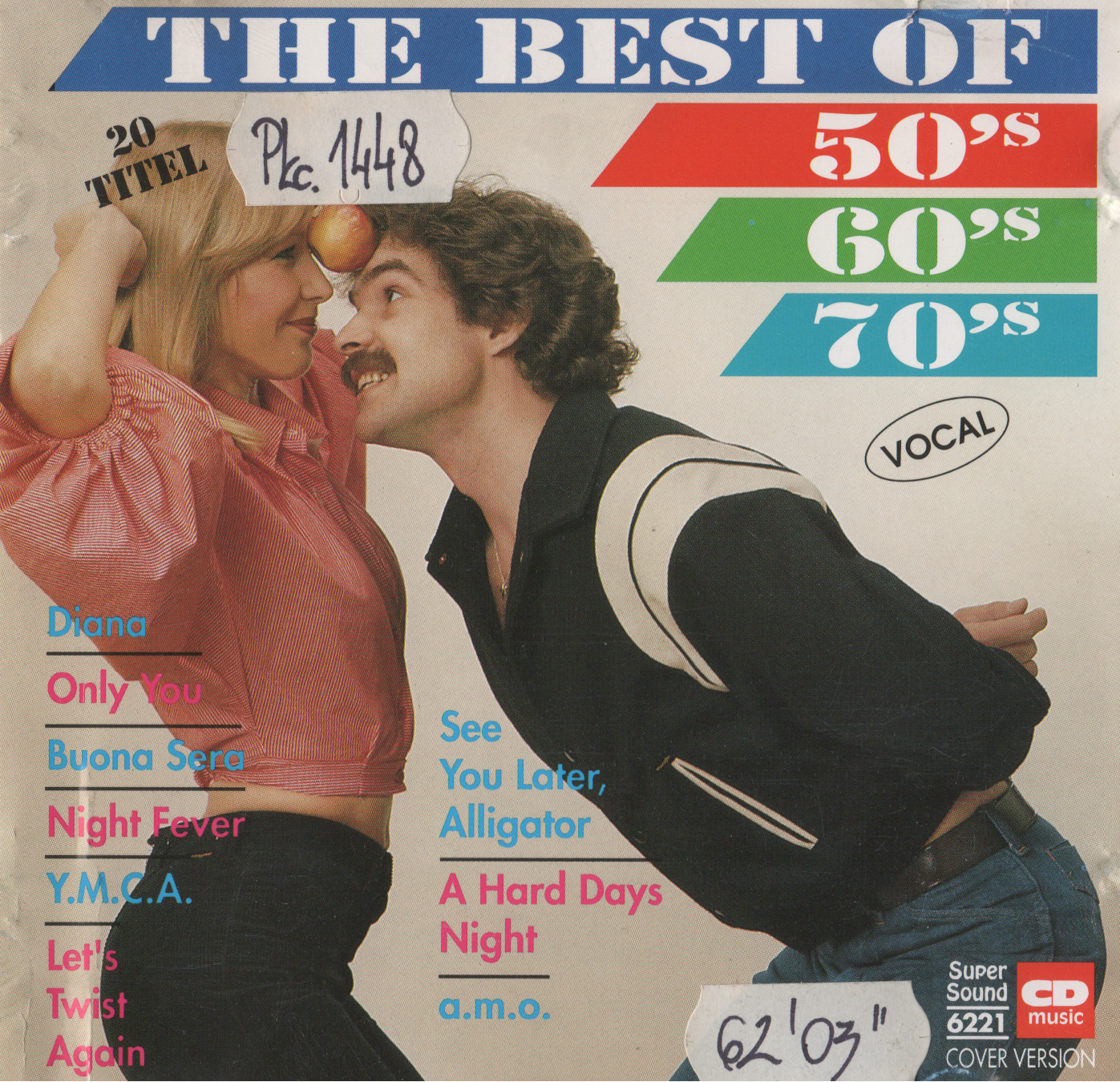 The Best Of 50s 60s 70s