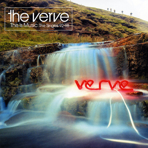VERVE – This Is Music – The Singles 92 98