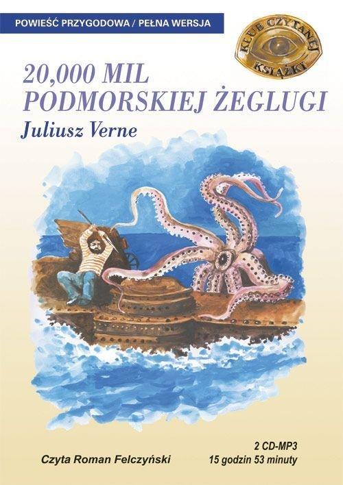 Verne Juliusz 20 000 Mil Podmorskiej żeglugi