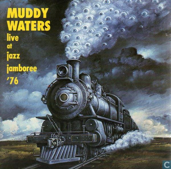 WATERS MUDDY – Live At Jazz Jamboree '76