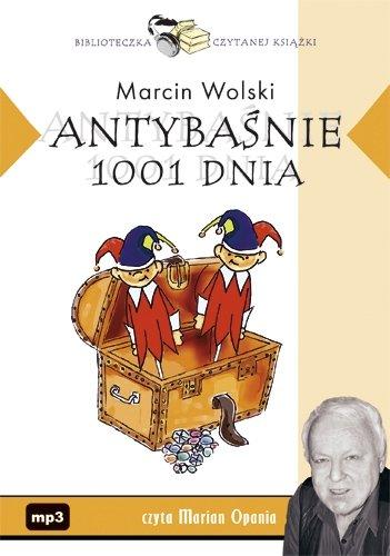 Wolski Marcin Antybaśnie Z 1001 Dnia