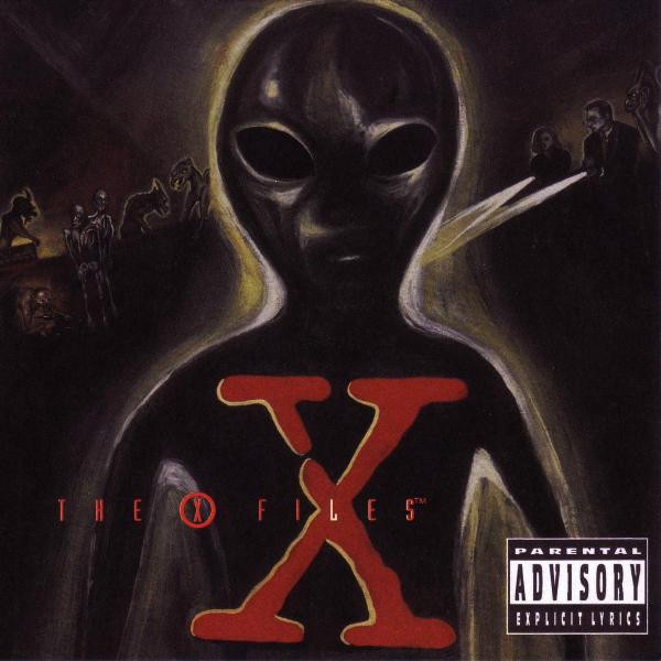 X Files. Songs In The Key Of X