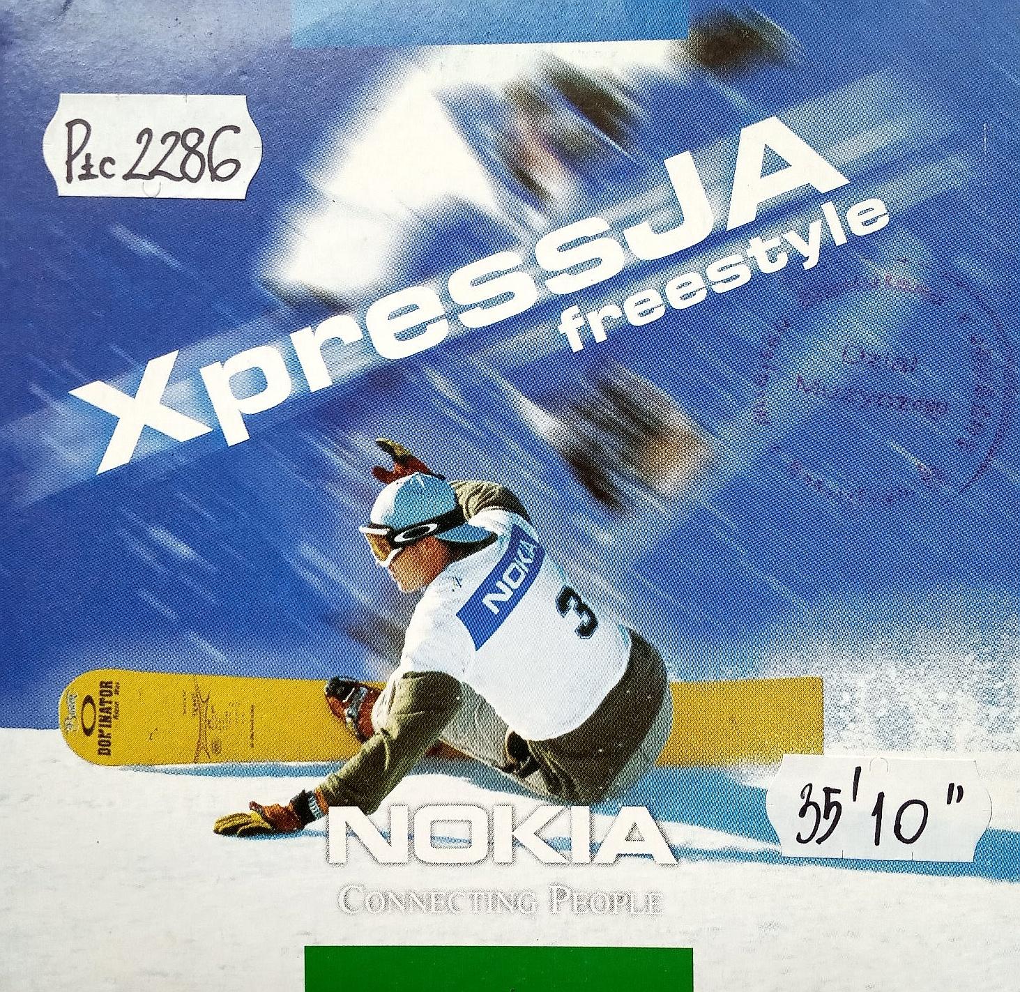 XpressJa Freestyle