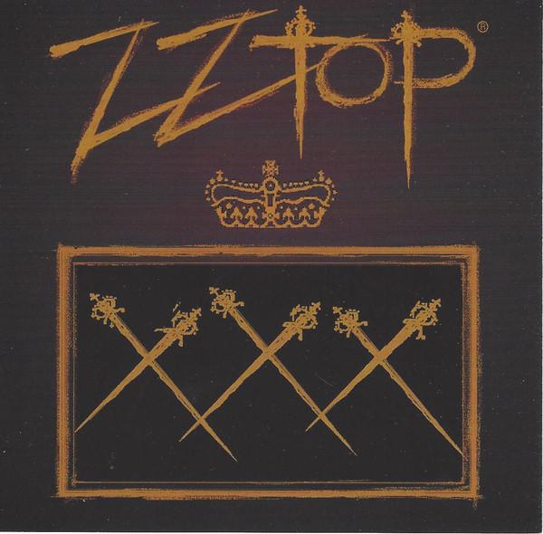 ZZ TOP – XXX