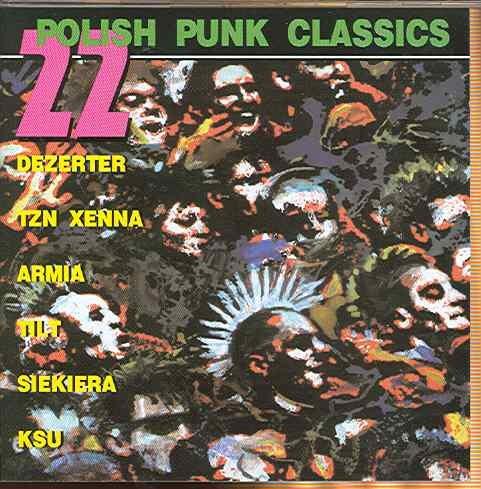 Skład – 22 Polish Punk Classics