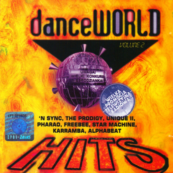 Skład  Dance World Television Hits Volume 2