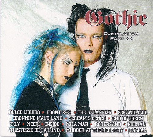 Skład  Gothic Compilation Part XX