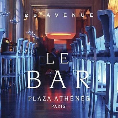 Skład – Le Bar Plaza Athenee Paris