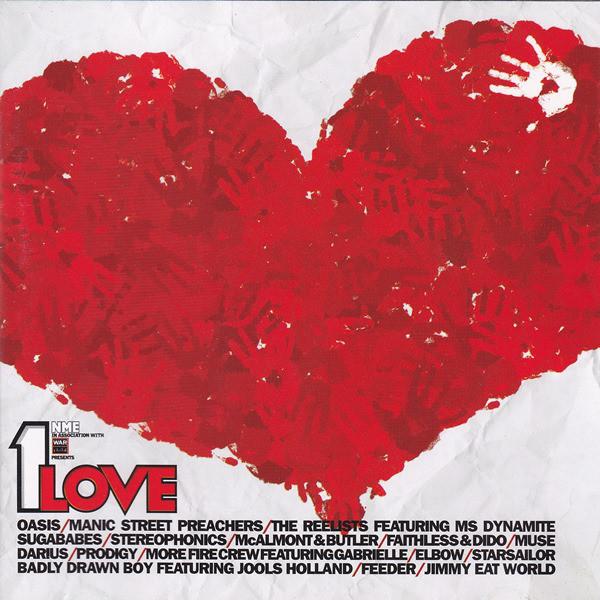Skład  NME & Warchild Presents 1 Love