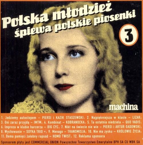 Skład  Polska Młodzież Śpiewa Polskie Piosenki 3