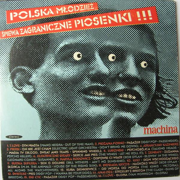 Skład  Polska Młodzież Śpiewa Zagraniczne Piosenki !!!