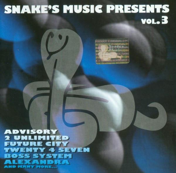 Skład  Snake's Music Presents Vol. 3