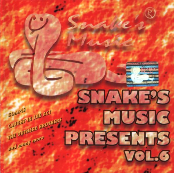 Skład  Snake's Music Presents Vol. 6