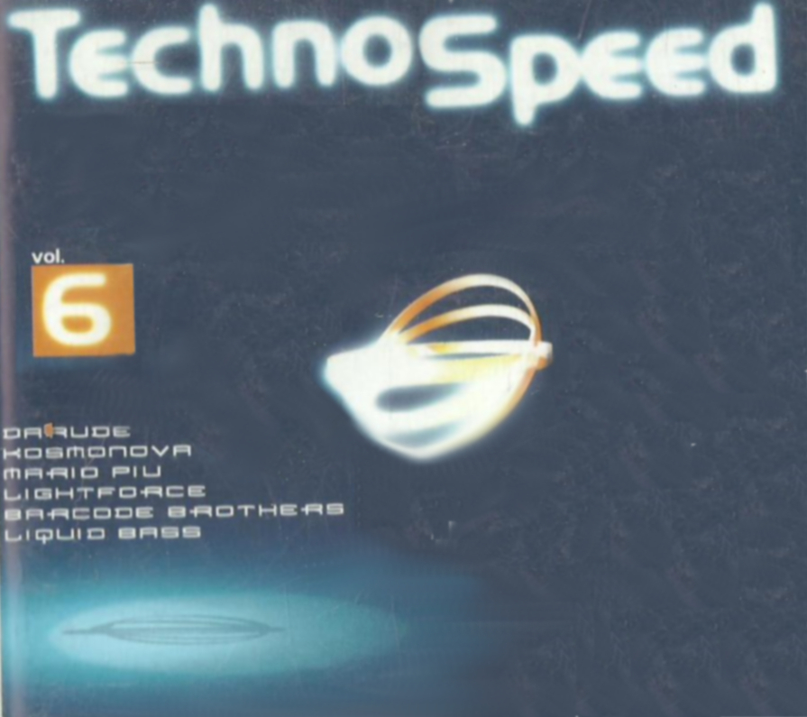 Skład  Techno Speed Vol6