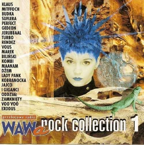 Skład – WAWA Rock Collection Vol.1