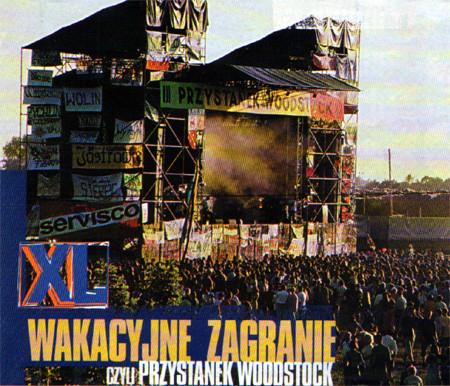 Skład  Wakacyjne Zagranie Czyli Przystanek Woodstock