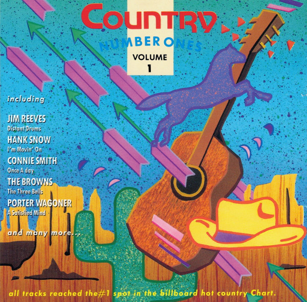Skład – Country Number Ones Vol.1