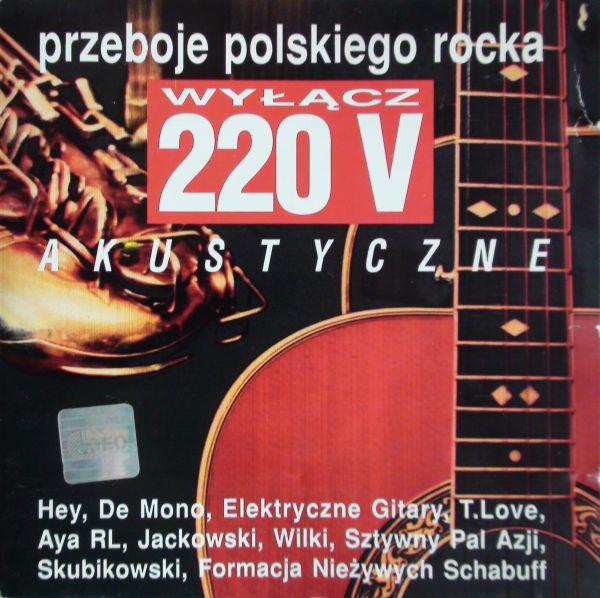 Skład – Wyłącz 220V Akustyczne Przeboje Polskiego Rocka