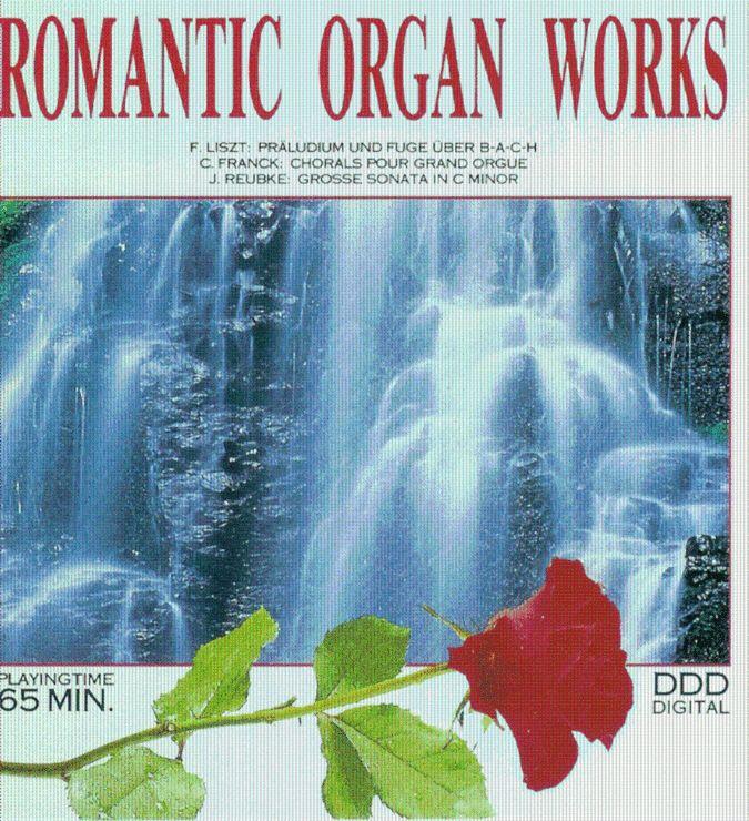 Skaład Klas – Romantic Organ Works
